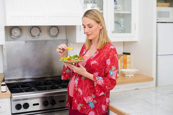 Richtige Ernährung bei Schwangerschaftsdiabetes