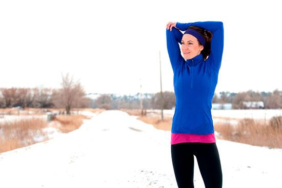 Sport an der frischen Luft – und das im Winter