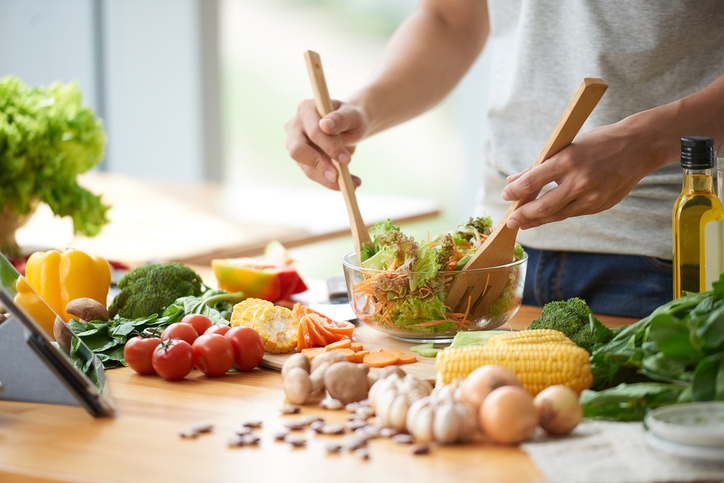 Gesund Ernährung